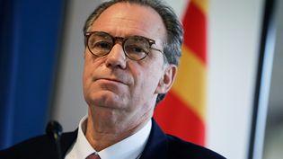 Renaud Muselier,président LR de la région PACA. (THOMAS SAMSON / AFP)