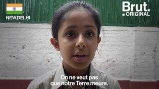 """VIDEO. Climat : """"On continuera jusqu'à ce qu'ils prennent des mesures"""" : la mobilisation des jeunes ne faiblit pas (BRUT)"""