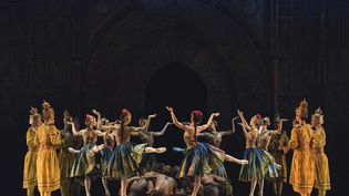 """""""La Bayadère"""", en direct sur le site de l'Opéra, dimanche 13 décembre 2020 à 14H3O (LITTLE SHAO)"""