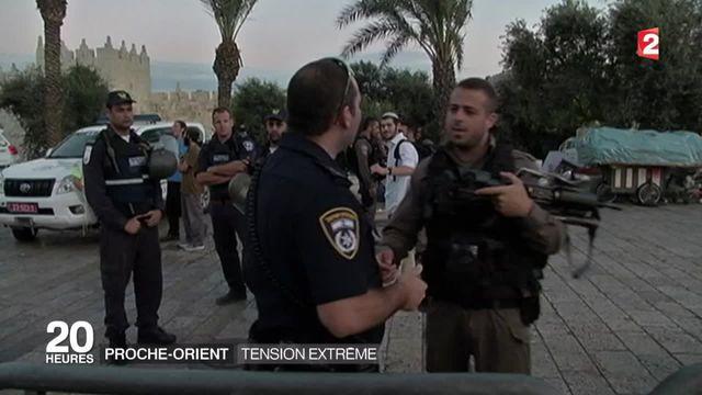 Israël est en état d'alerte maximum