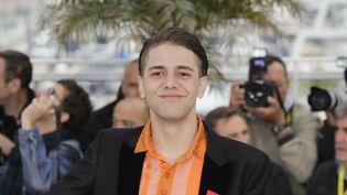 Le réalisateur québécois Xavier Dolan à Cannes en mai 2012  (François Mori / AP / SIPA)