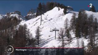 Paysage de montagne en France. (France 2)