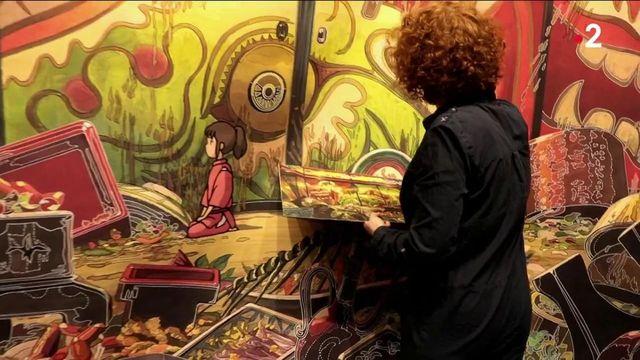 Patrimoine : les tapisseries d'Aubusson prennent un coup de jeune