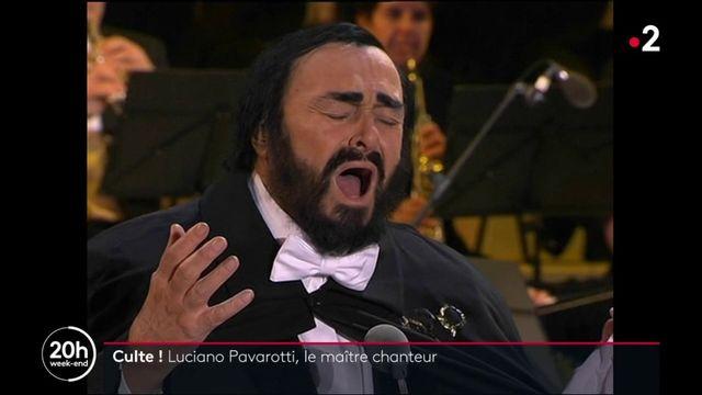 Opéra : Luciano Pavarotti, le maître chanteur
