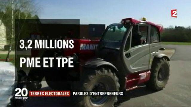Terres électorales : paroles d'entrepreneurs sur la présidentielle