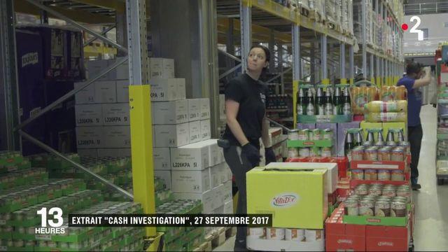 Lidl : les salariés protestent à nouveau contre leurs conditions de travail
