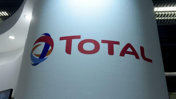 Total ne sera pas sponsor des Jeux Olympiques à Paris en 2024. (ERIC PIERMONT / AFP)