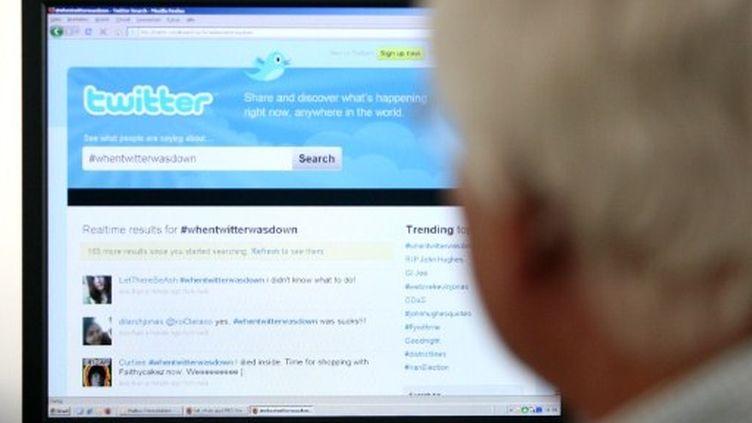 Colère, fatigue, joie passées au peigne fin par des sociologues sur Twitter (JULIAN STRATENSCHULTE / DPA / DPA/AFP)