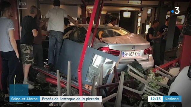 Seine-et-Marne : le procès de l'attaque de la pizzeria débute à Melun