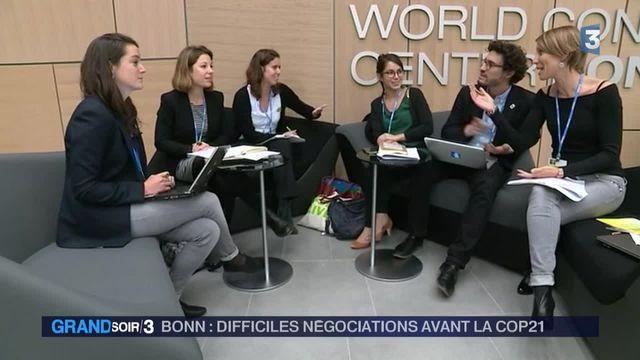 Conférence de Bonn : dernières négociations avant la COP 21