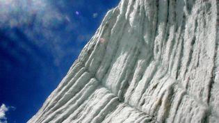Les glaciers deBomiau Tibet. (MAXPPP)