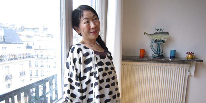 Tsumori Chisato à Paris. Décembre 2011  (Corinne Jeammet)