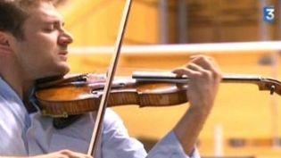 Renaud Capuçon, nouvel album autour de Beethoven et Korngold  (Culturebox)