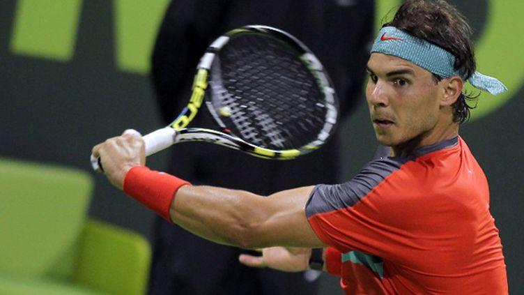 Rafael Nadal (- / AFP)