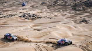 Un nouveau championnat du monde de rallye-raid sera lancé en 2022. (JULIEN DELFOSSE / DPPI MEDIA)
