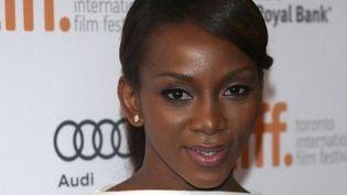 Genevieve Nnaji, l'une des stars de Nollywood, au TIFF le 9 septembre 2013, lors de la projection du film du cinéaste nigérian Biyi Bandele, «Half of a Yellow Sun», adapté du livre de sa compatriote Chimamanda Ngozi Adichie. (HUBERT BOESL/DPA)