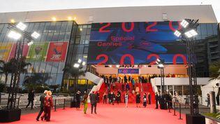 Le Festival de Cannes 2020, avait été reportéau 27 Octobre. (STEPHANE CARDINALE - CORBIS / CORBIS ENTERTAINMENT)