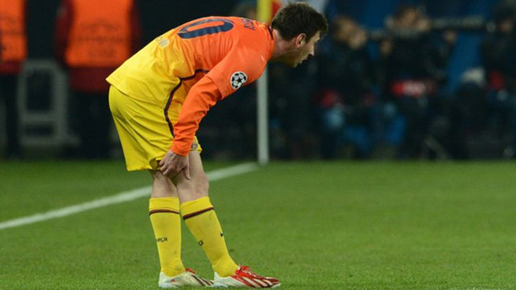Leo Messi (FRANCK FIFE / AFP)