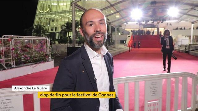 Festival de Cannes : clap de fin d'une édition 2021 très particulière