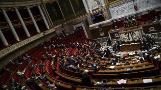 L'Assemblée Nationale, le 6 octobre 2020. (CHRISTOPHE ARCHAMBAULT / AFP)