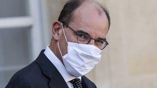 Le Premier ministre Jean Castex, le 16 septembre 2020. (LUDOVIC MARIN / AFP)
