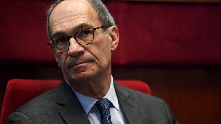 Eric Woerth, à l'Assemblée nationale, à Paris, le 12 mars 2019. (BERTRAND GUAY / AFP)