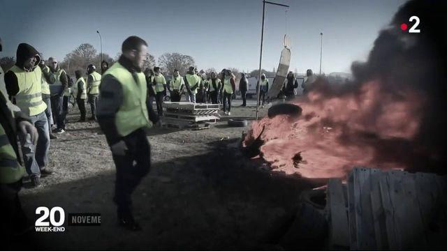 """""""Gilets jaunes"""" : la mobilisation s'affaiblit à Sens"""
