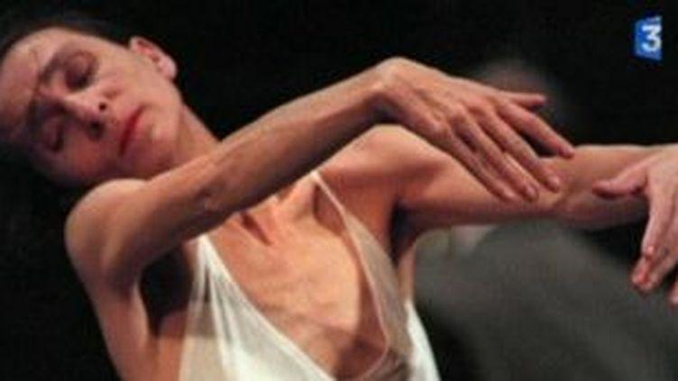 """Pina"" un film en 3D de Wim Wenders rend hommage la chorégraphe Pina Bausch  (Culturebox)"