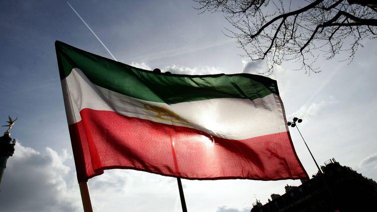 Drapeau iranien (illustration). (MAXPPP)