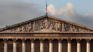 L'Assemblée nationale (Paris), le 19 janvier 2018. (MANUEL COHEN / AFP)