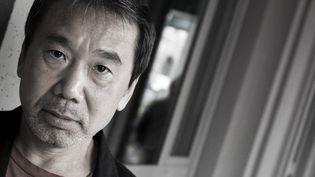 "Haruki Murakami ""L'incolore Tsukuru Tazaki est ses années de pélerinage""  (THIEL CHRISTIAN/SIPA)"