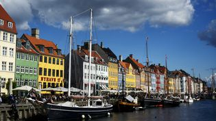Le Danemark est l'un des trois pays européens où les habitants sont le plus satisfait de leur vie. (JONATHAN NACKSTRAND / AFP)