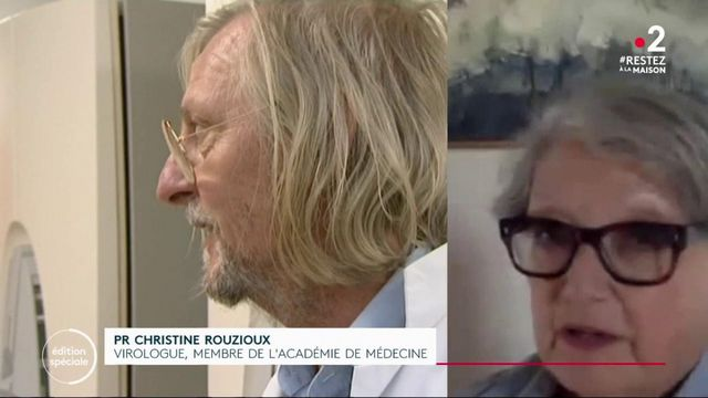 Coronavirus : Emmanuel Macron consulte le professeur Didier Raoult