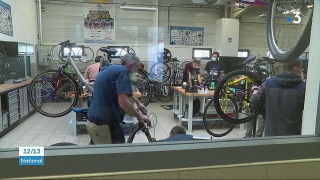 Transports : explosion du chiffre d'affaires du secteur du vélo en 2020