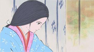 """Le Conte de la princesse Kaguya"" de Isao Takahata  (The Walt Disney Company France )"
