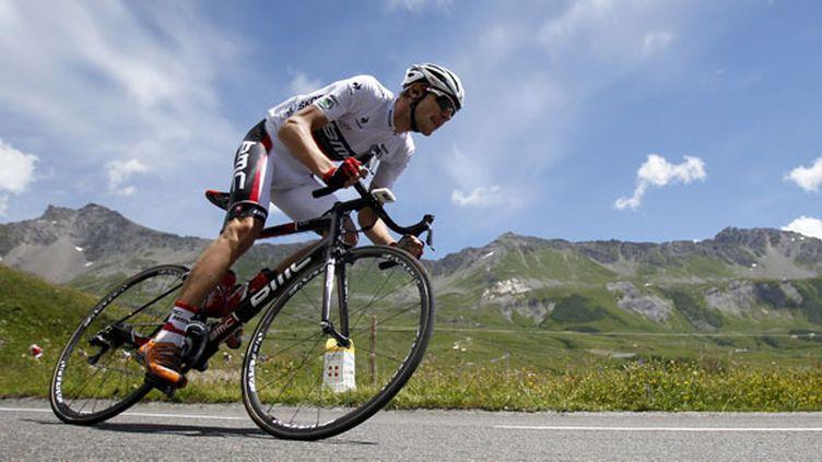 Tejay Van Garderen, 5e du Tour de France 2012, est l'un des favoris de Paris-Nice