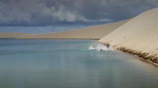 Parc brésilien des Lençois : un paradis au milieu du désert (France 2)
