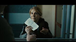 """Image extraite de la bande annonce du film """"Paris la blanche"""", deLidia Leber Terki, avec dans les rôles principauxTassadit Mandi (ci-contre) etZahir Bouzerar. (CAPTURE D'ECRAN YOUTUBE)"""