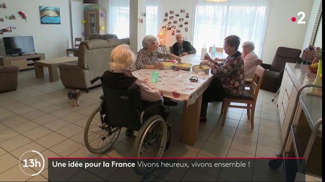Territoire-de-Belfort : une collocation originale pour séniors