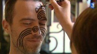 Rouen célèbre la restitution de la tête maorie à la Nouvelle Zélande  (Culturebox)