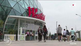 Le centre commercial de Vélizy 2. (France 2)