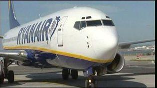 Un avion de la compagnie Ryanair. (RYANAIR)