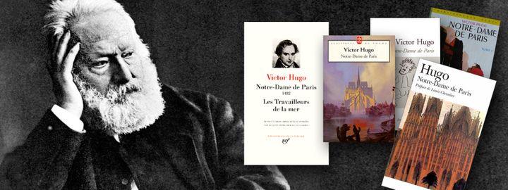 Victor Hugo par Nadar, 1880 (NADAR / AFP)