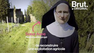 VIDEO. Ces 31 sœurs reconstruisent une ferme qui respecte la préservation de l'environnement (BRUT)