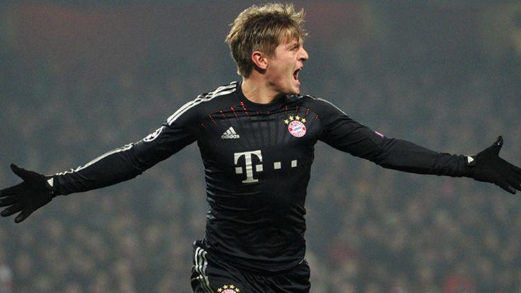 Tony Kroos (Bayern Munich)
