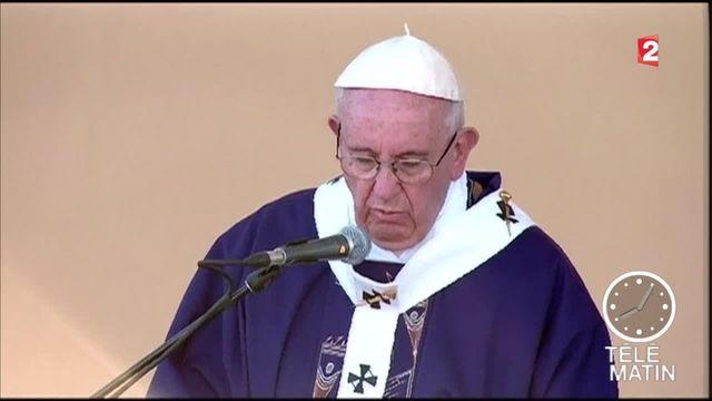 Mexique : le pape François célèbre une messe à Juárez