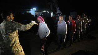 L'ONU estime que 84% des victimes de traite dans le monde sont d'abord des femmes. (MAHMUD TURKIA / AFP)