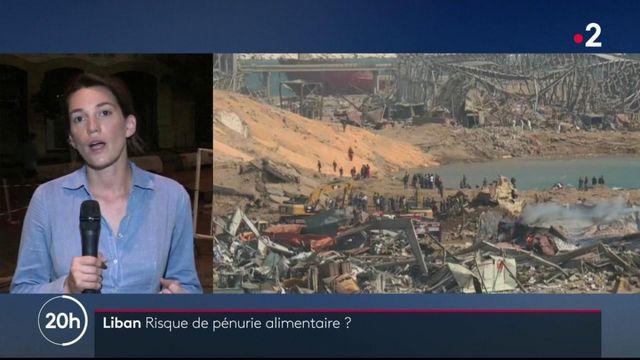 Liban : vers une pénurie alimentaire ?