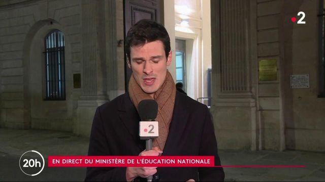 Coronavirus : Macron annonce la fermeture de toutes les écoles