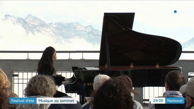 Festival d'été : musique au sommet